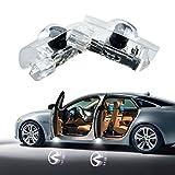 Car Door LED Light Audi Logo Projector 2 PCS Step Door Courtesy Welcome Lights Ghost Shadow for INFINITI Q50 FX35 FX37 F50 G37 QX70 QX60 EX35 G35