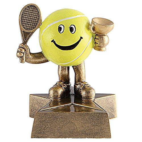 RESINE TENNIS Trophée Sportif