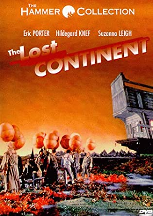 Amazon.com: The Lost Continent: Eric Porter, Hildegard Knef ...