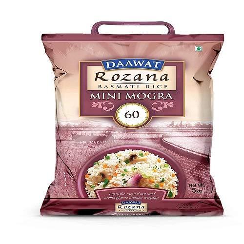 Daawat Rozana Mini Mogra Rice, 5kg