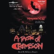 A Taste of Crimson: Crimson City, Book 2 | Marjorie M. Liu