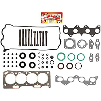 92-95 Toyota Paseo 1.5 5EFE DOHC Head Gasket Set Head Bolts