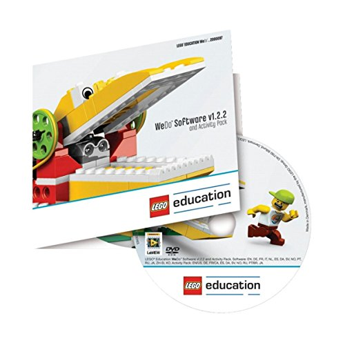 Amazon.com: Education WeDo Activity Pack and Software: Industrial ...