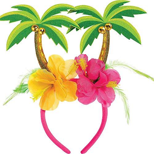 Amscan Palm Tree Party Head Bopper, 10.25