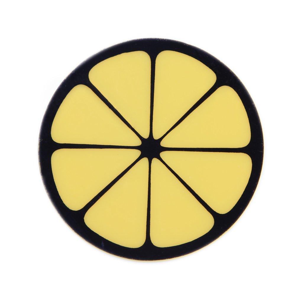 WinnerEco Lemon Pattern LED Night Light Auto Sensor Control Lamp Bedroom Light