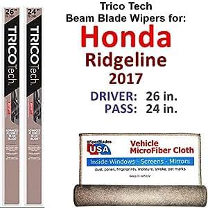 trico beam wiper blades