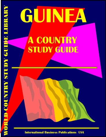 Guinea-Bissau Country Study Guide (World Country Study Guide Library)