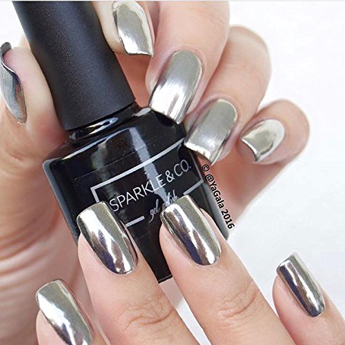Wholesale 1g Mirror Nails Chrome Pigment Holografico Glitters Laser ...