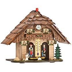 Trenkle Exclusive German Black Forest weather house TU 848