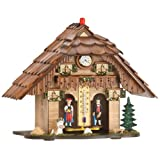 weather house barometer - Exclusive German Black Forest weather house TU 848