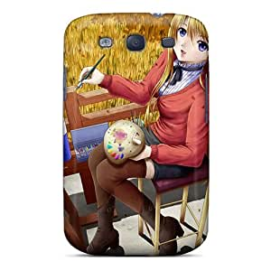 ScKkPM7772 Anti-scratch Case Cover TmallCase Protective Artist Case For Galaxy S3