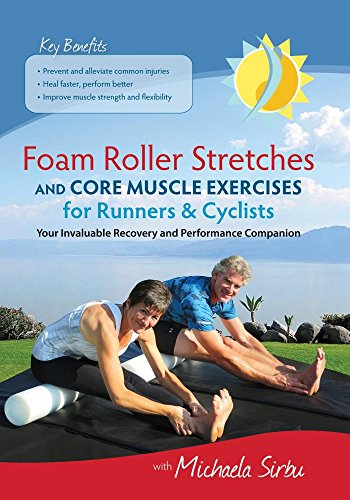 Roller Stretches Exercises Runners Cyclists product image
