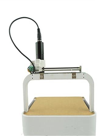 300mW-3 DIY Mini Laser Engraver Láser Máquina de Grabado Bricolaje ...