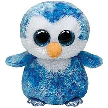 9a4f1ad7d6c Amazon.com  Ty Beanie Boos Igloo - Penguin Medium (7136992)  Toys ...