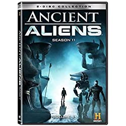 Ancient Aliens Season 11 Vol 1