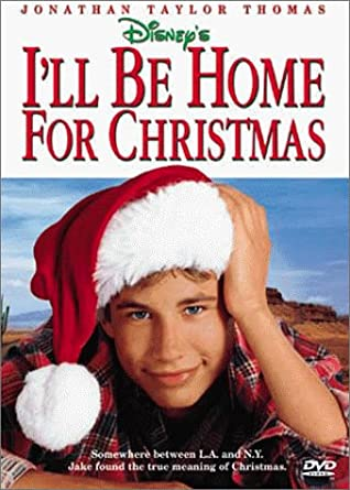 Ill Be Home For Christmas Movie.Amazon Com I Ll Be Home For Christmas Jonathan Taylor