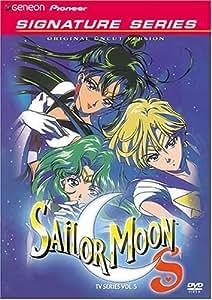 Sailor Moon S: TV Series, Vol. 5 [Import]