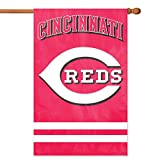 Cheap Cincinnati Reds 28″ x 44″ House Banner Flag