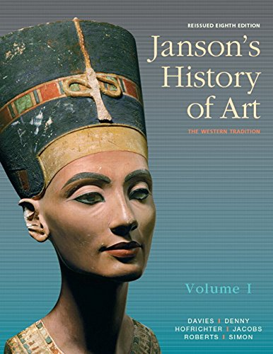 133910113 - Janson's History of Art, Volume 1 Reissued Edition (8th Edition)