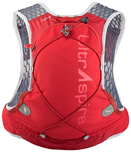 Ultraspire Unisex Alpha 3.0 Hydration Pack, Ultra Red, Large, LG (Chest Size: 37