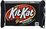 Kit Kat Candy Bar, Crisp Wafers in Dark Chocolate, 1.5-Ounce Bars (Pack of 24)