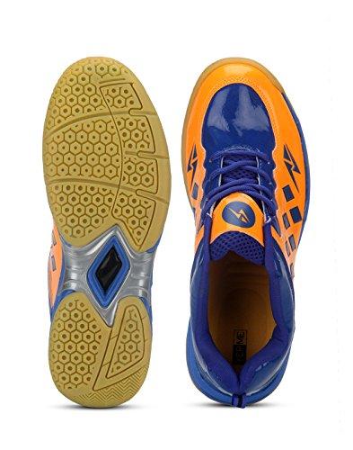 Yepme , Herren Tennisschuhe mehrfarbig Blue & Orange