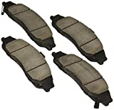 StopTech 309.07310 Street Performance Front Brake Pad