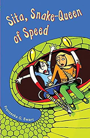 book cover of Sita, Snake-queen of Speed