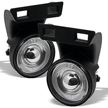 Amazoncom 19942001 Dodge Ram Pickup Truck Halo Projector Fog
