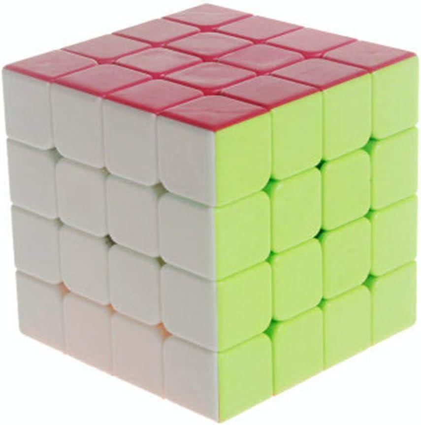CADELON Velocidad Paquete, Cubo Mágico Puzzle Pack,4 * 4: Amazon.es: Hogar