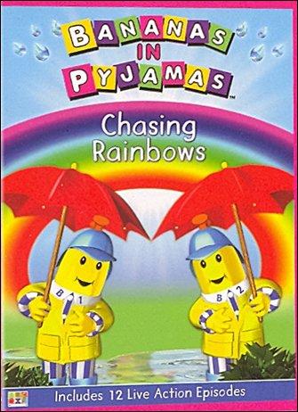 Bananas in Pyjamas - Chasing (Bananas In Pajamas Dvd)