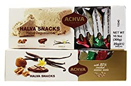 Achva Snacks Halva Gift Box, 2 pk