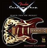 img - for Fender Custom Shop Guitar 2011 Wall Calendar (Calendar) by Fender Custom Shop (2010-07-25) book / textbook / text book