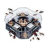 BESTONZON Reusable Cockroach Traps No Pollution Roach Busters Cockroach Catcher - Lagre