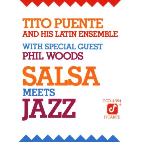 Salsa Meets Jazz by Concord Records