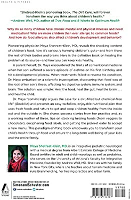 The Dirt Cure: Healthy Food, Healthy Gut, Happy Child: Maya Shetreat
