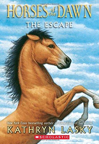 Horses of the Dawn #1: The Escape ebook