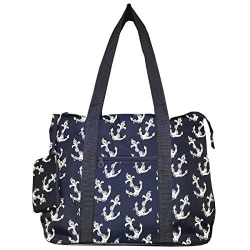 Ever Moda Anchor Tote Bag X-Large