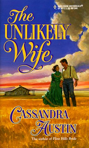 book cover of The Unlikely Wife