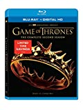 Game of Thrones: The Complete Second Season (BD) [Blu-ray]
