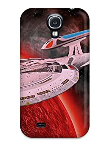 New Diy Design Star Trek For Galaxy S4 Cases Comfortable For Lovers And Friends For Christmas Gifts