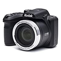 "Kodak AZ401 Point & Shoot Digital Camera with 3"" LCD (Black w/ 32GB SD Card) by Kodak"