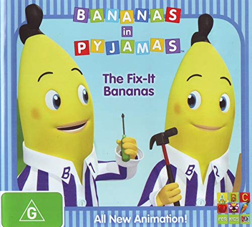 Bananas in Pyjamas: Fix It Bananas (In Banana Pajamas Dvd)