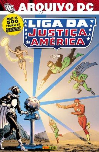 Arquivo DC – Liga Da Justiça Da América