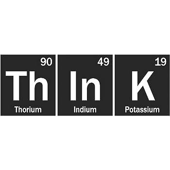 Amazon Yingkai Think Science Periodic Table Elements Vinyl Wall