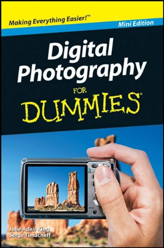Digital Photography for Dummies-Mini Edition ebook