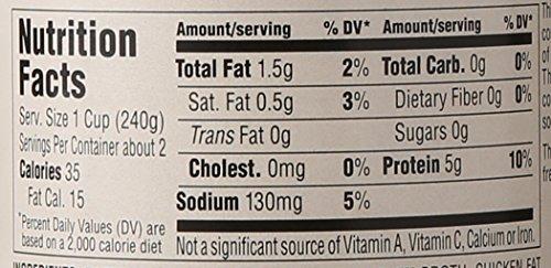 Health Valley No Salt Added Broth, Chicken, 14.25 Ounce