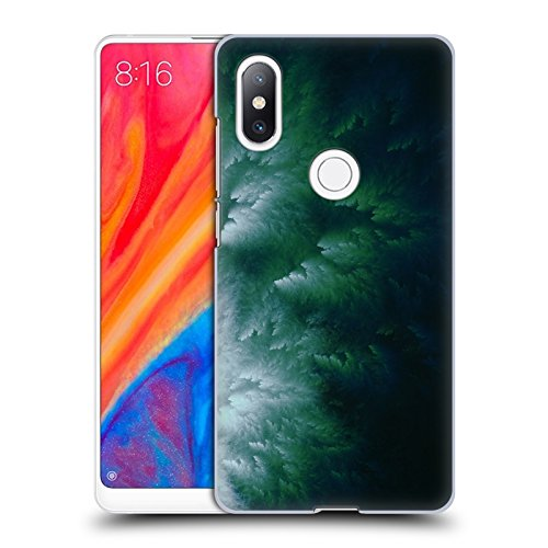 Official Andi Greyscale Evergreen Forest Fractal Geometry Hard Back Case for Xiaomi Mi Mix ()