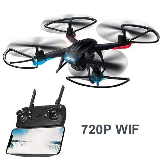 GLgl Drone 720P WiFi fotografía aérea HD Profesional Quadcopter ...