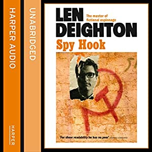 Spy Hook Audiobook